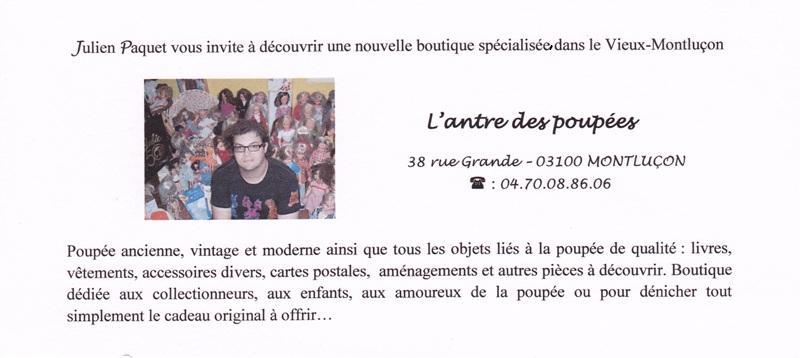 L'antre des poupées à Montluçon Img_0015