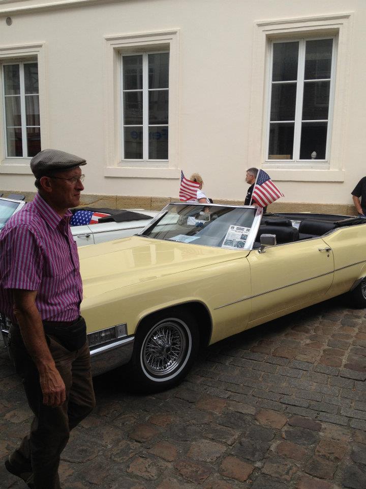 """Car Show   HONFLEUR 4 et 5 Aout 2012 The """"1st BACK to '50's"""" 37660010"""
