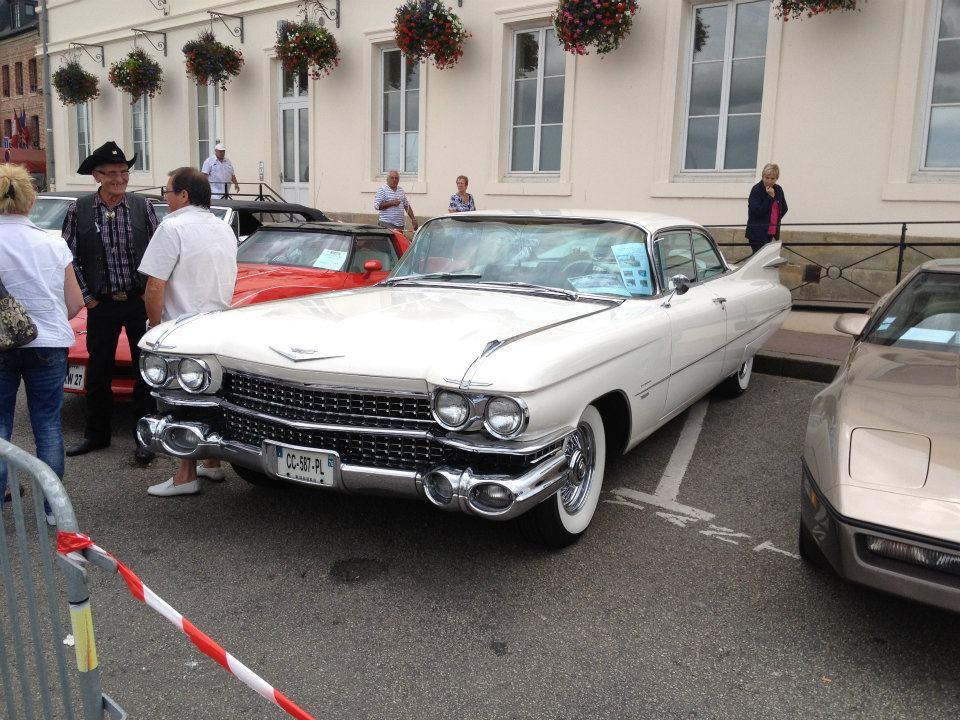"""Car Show   HONFLEUR 4 et 5 Aout 2012 The """"1st BACK to '50's"""" 39438310"""