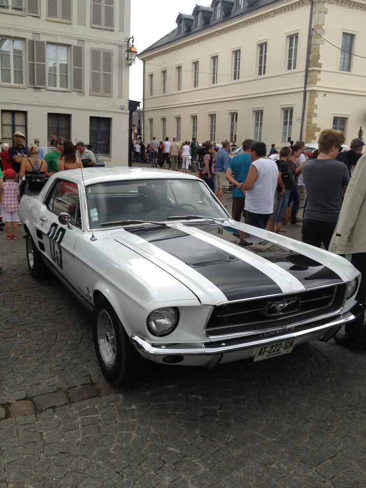 """Car Show   HONFLEUR 4 et 5 Aout 2012 The """"1st BACK to '50's"""" 41851010"""