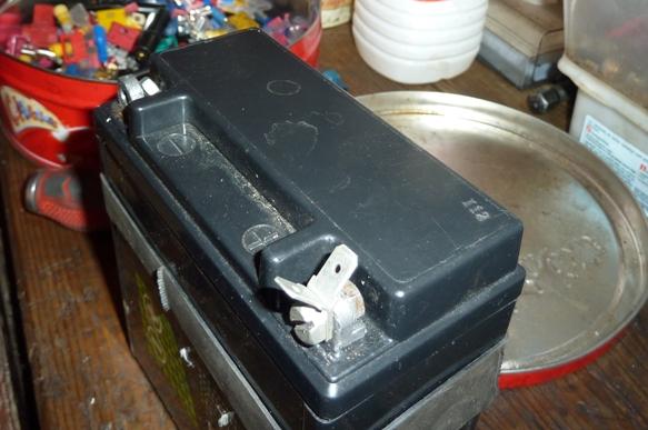 Amelioration cosses batterie et porte-fusibles Cosses12