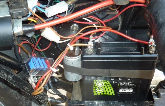 Amelioration cosses batterie et porte-fusibles Cosses15