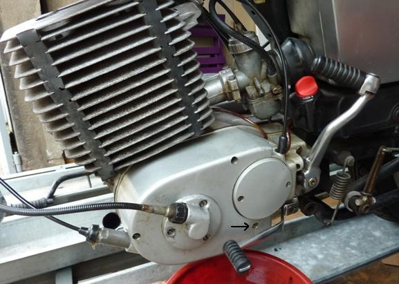 fuite d huile sous le moteur ????? Moteur10