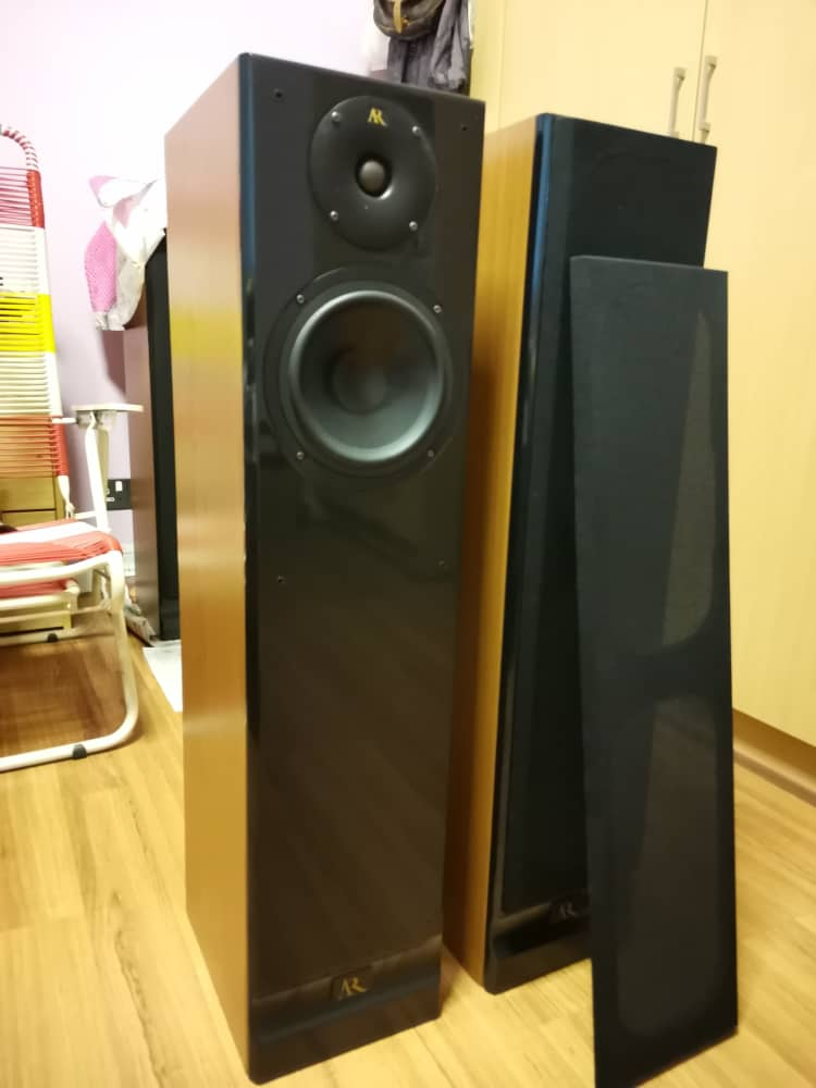 Acoustic Research Status S30 Speaker Ar_30_10