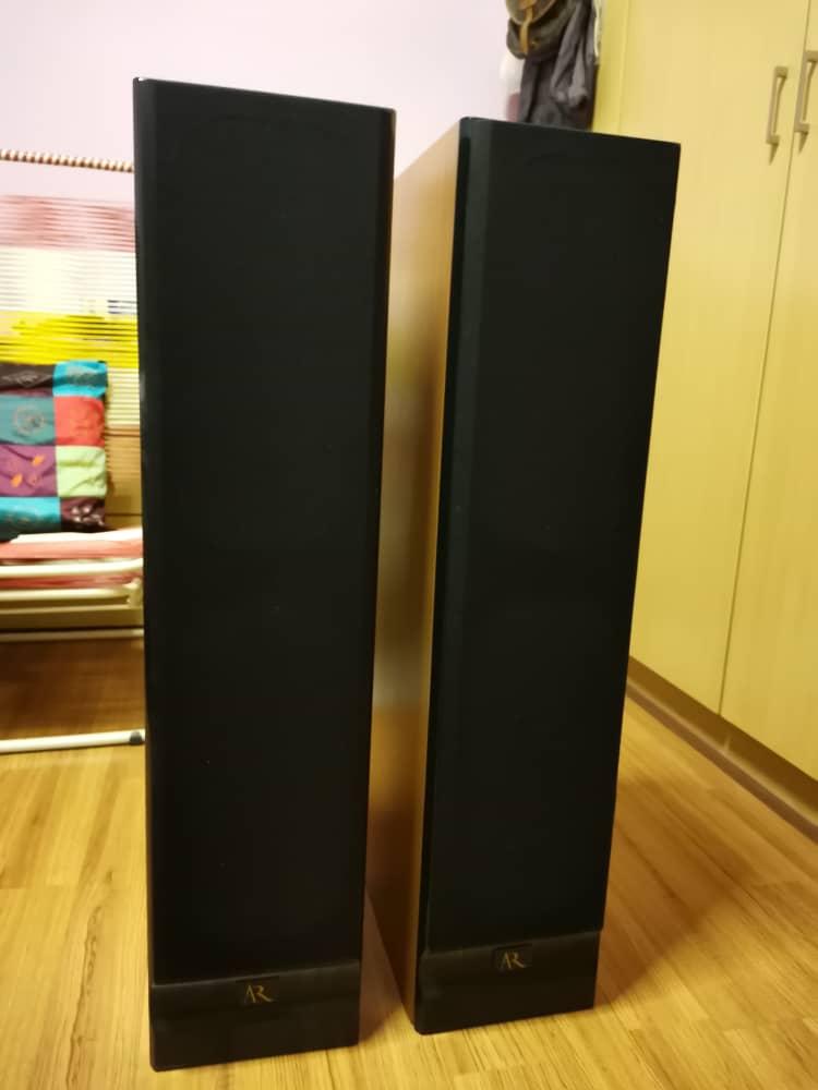 Acoustic Research Status S30 Speaker Ar_30_11