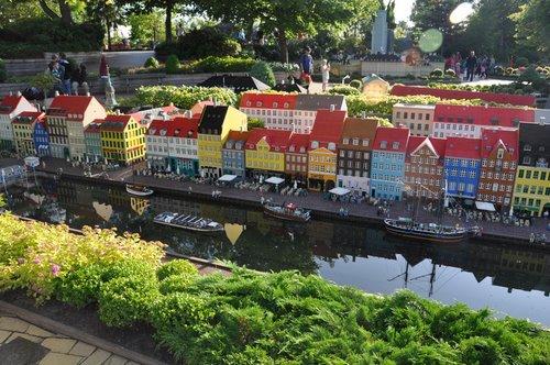 Parc Legoland, Billund - Danemark 28932110