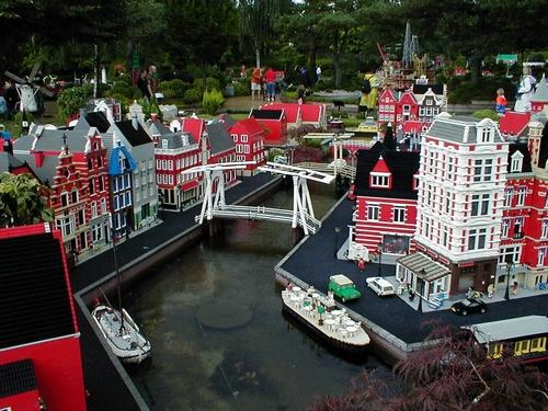 Parc Legoland, Billund - Danemark 34577110