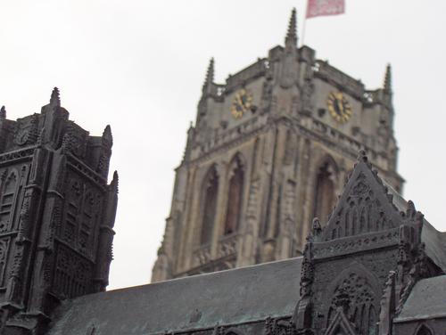 Miniatures des monuments de Flandre - Belgique 39510610