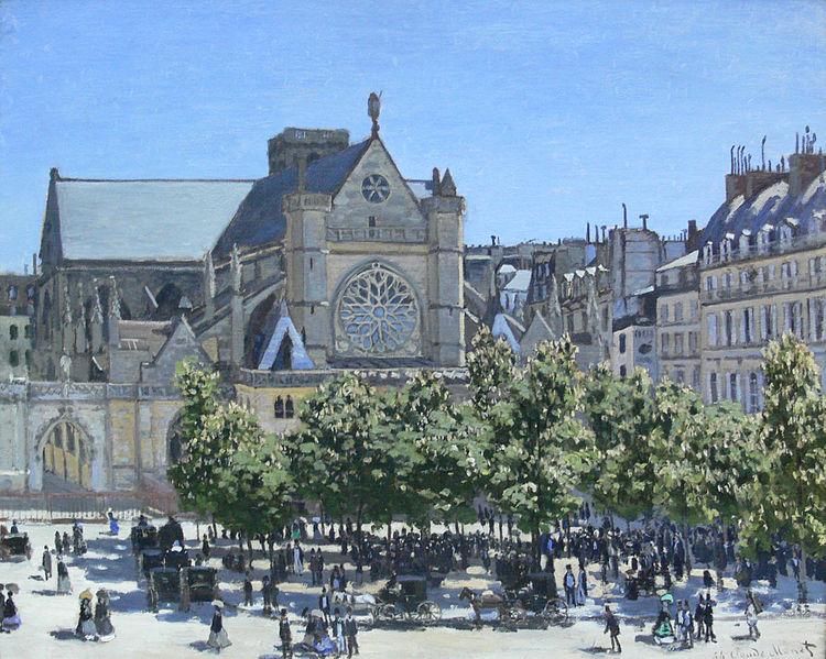 - Street View : Lieux représentés sur des peintures célèbres (ou un peu moins) 750px-10
