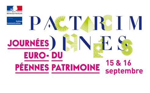 Journées européenne du Patrimoine : 8 et 9 septembre 2012 Arton210