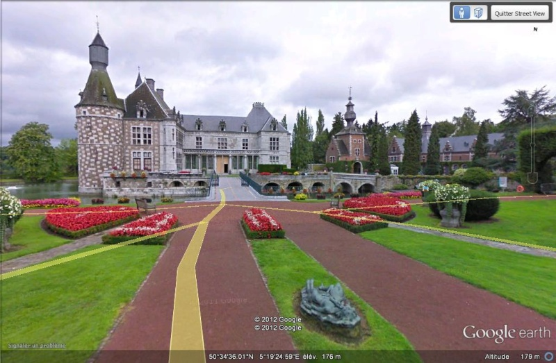 STREET VIEW : les cartes postales de Google Earth - Page 39 Chatea11