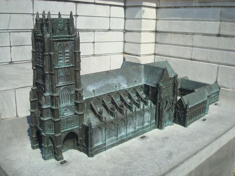 Miniatures des monuments de Flandre - Belgique Dsc00910
