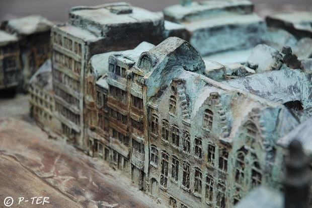 Miniatures des monuments de Flandre - Belgique Dsc_we10