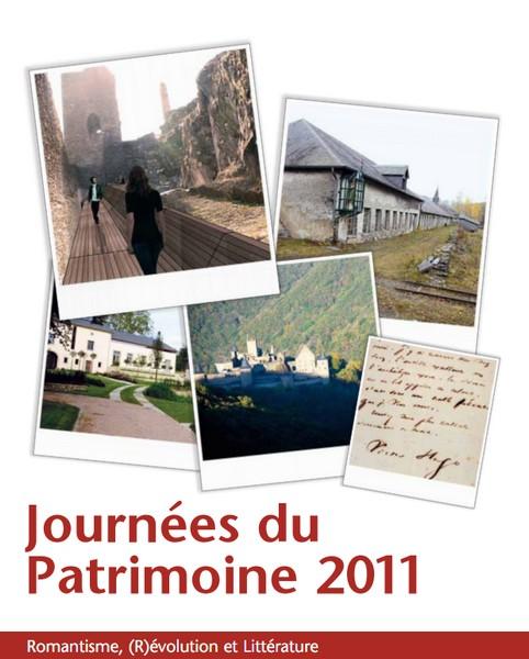Journées européenne du Patrimoine : 8 et 9 septembre 2012 Journa10