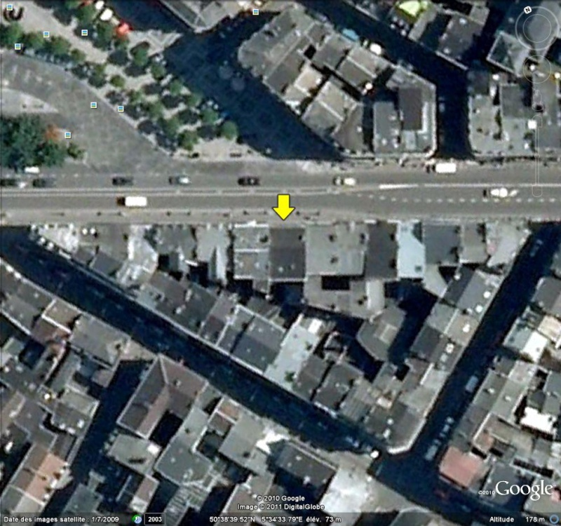 """Maisons natales des """"grandes figures"""" repérées dans Google Earth - Page 4 Maison10"""