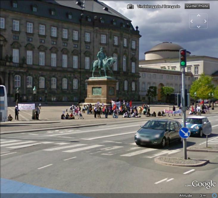 """STREET VIEW: les manifestations dans le Monde vues de la caméra des """"Google Cars"""" Manife11"""