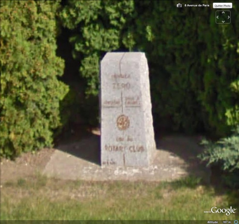 Méridien de Greenwich au travers de Google Earth Maridi11