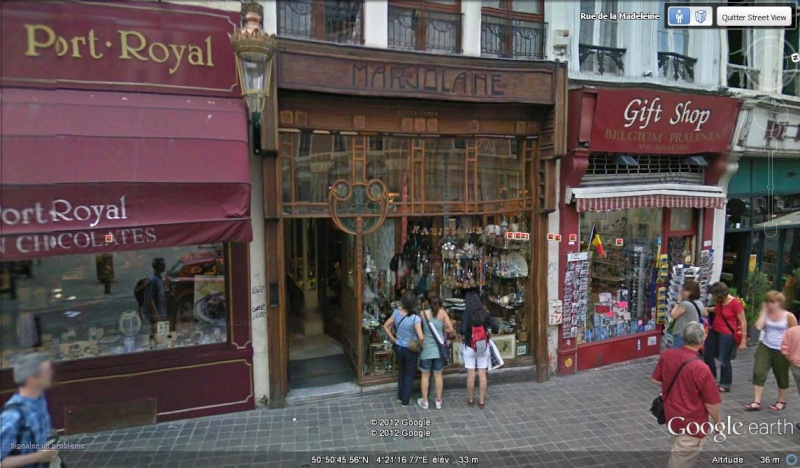 STREET VIEW : les cartes postales de Google Earth - Page 37 Marjol10