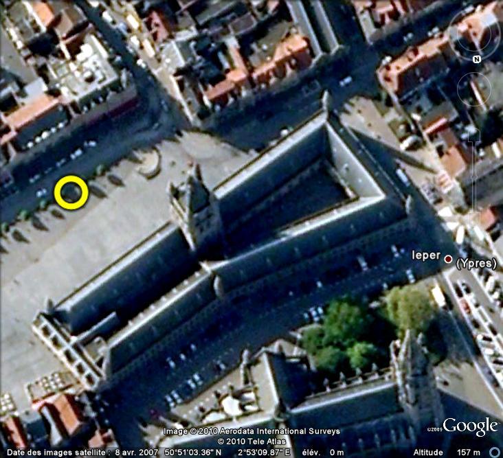 Miniatures des monuments de Flandre - Belgique Miniat11