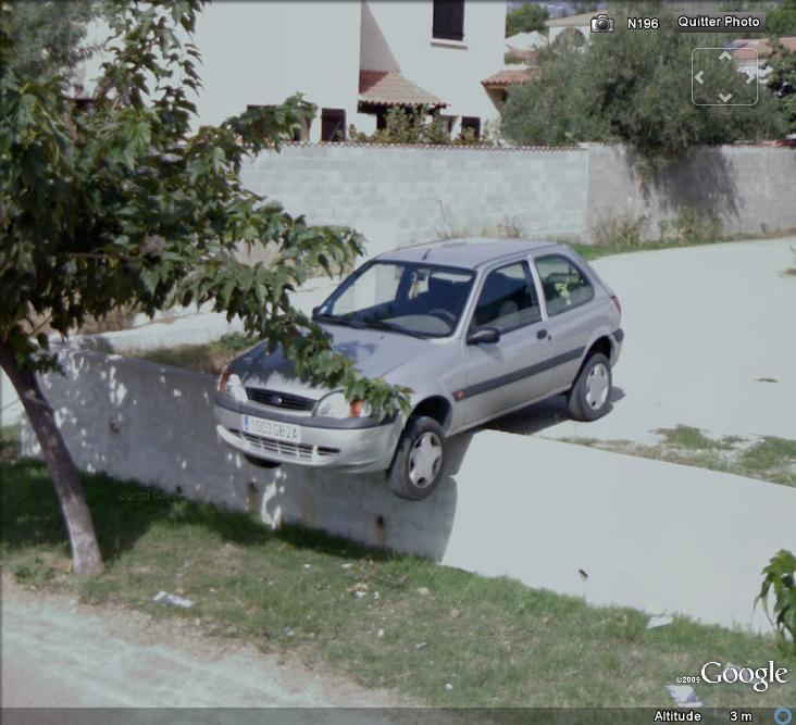 STREET VIEW : l'art de se garer... - Page 2 Parkin11