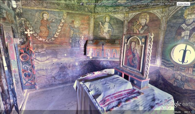 [Roumanie] - Les églises en bois de Maramureș Ropoz_12