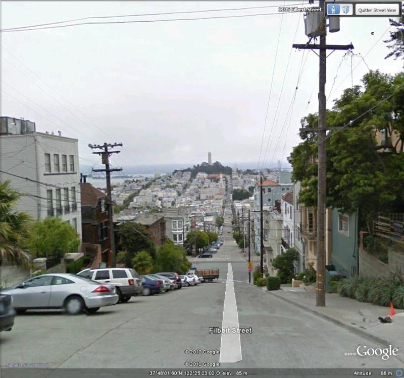 Lieux de tournage de vidéo-clip découverts avec Google Earth Rue10
