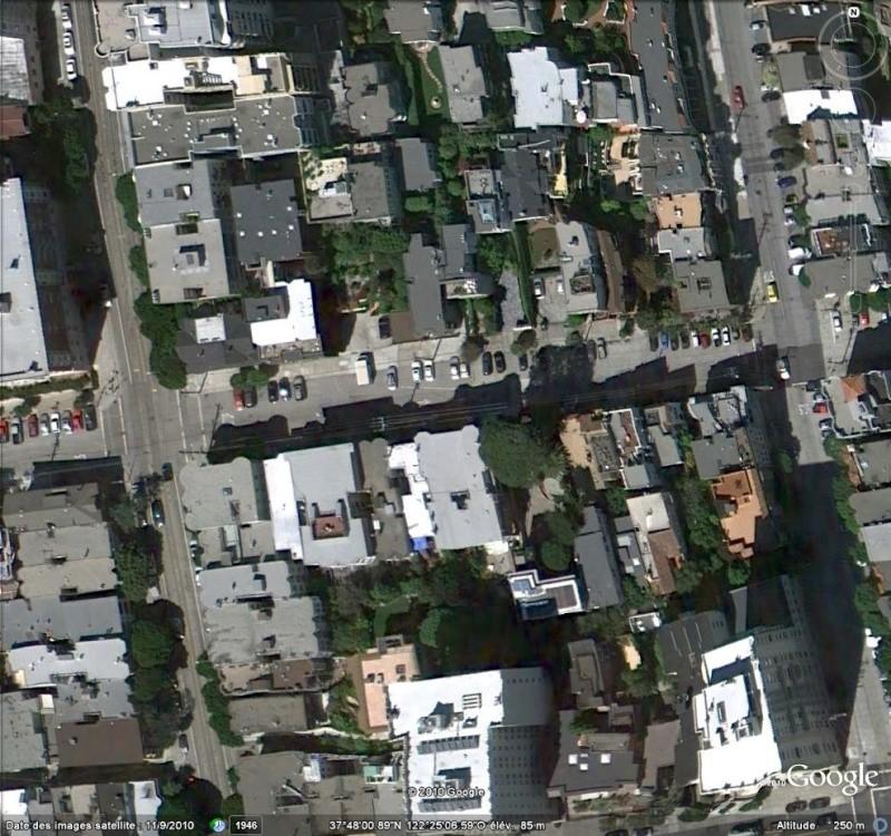 Lieux de tournage de vidéo-clip découverts avec Google Earth Rue_110