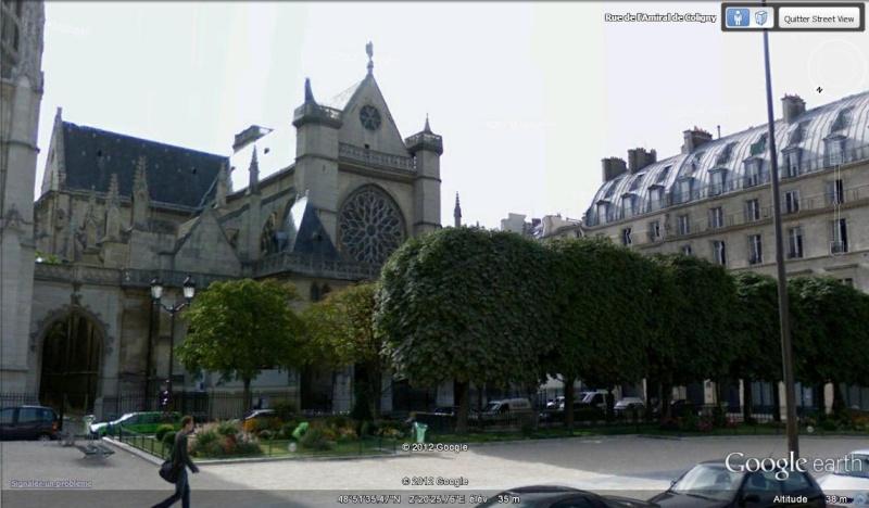 - Street View : Lieux représentés sur des peintures célèbres (ou un peu moins) Saint-10