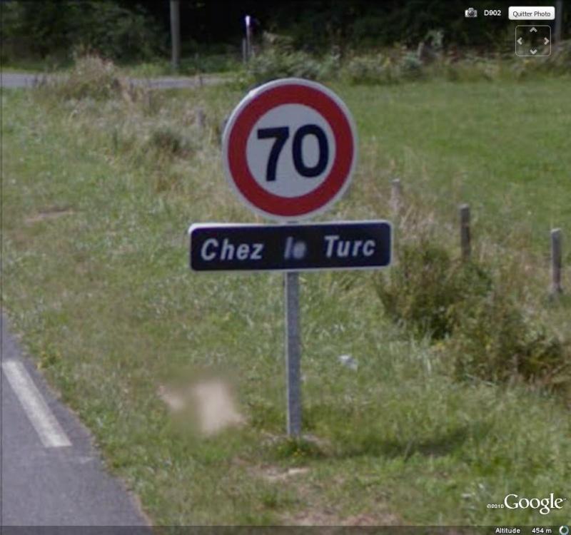 STREET VIEW : les noms de lieu + ou - amusant - Page 2 Turc10