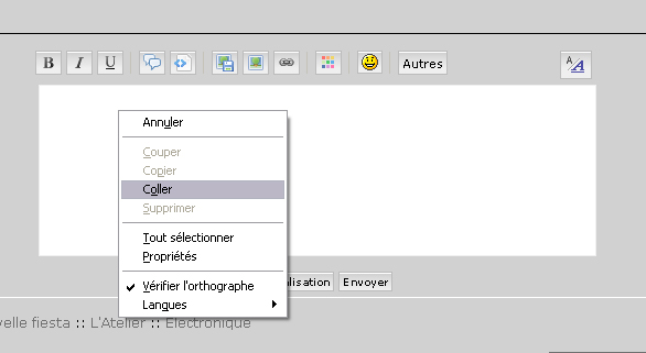 Comment met-on une photo sur le forum? Coller10