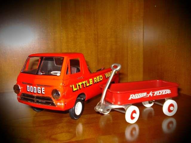 """Little Red Wagon"" Lrw1010"