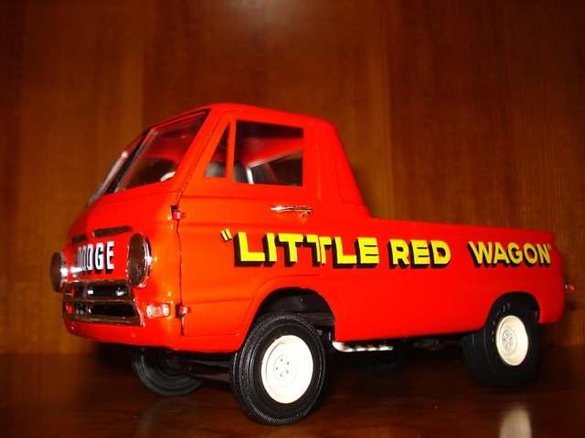 """Little Red Wagon"" Lrw1310"