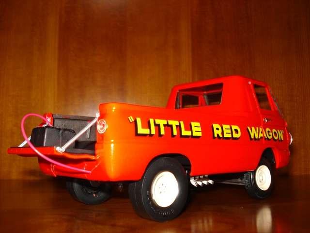 """Little Red Wagon"" Lrw1410"