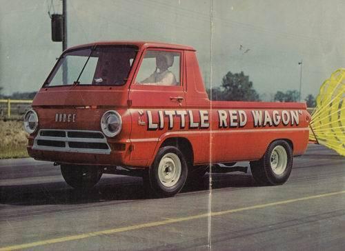 """Little Red Wagon"" Maveri10"