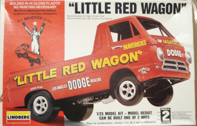 """Little Red Wagon"" Maveri11"