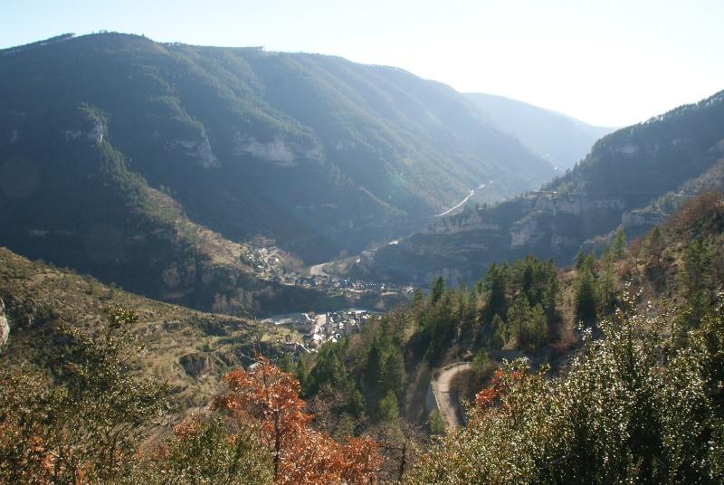 route du Causse de Sauveterre le 16 janvier 2011 Dsc01110