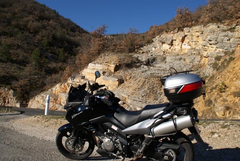 route du Causse de Sauveterre le 16 janvier 2011 Dsc01112