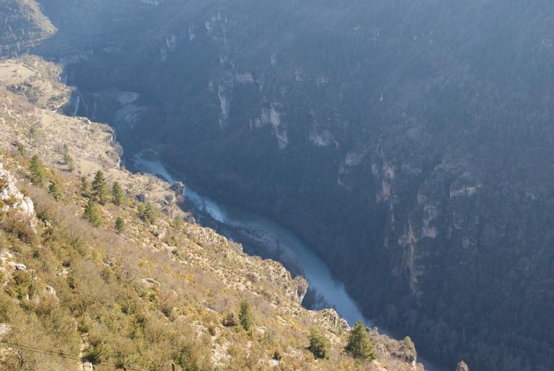 route du Causse de Sauveterre le 16 janvier 2011 Dsc01113