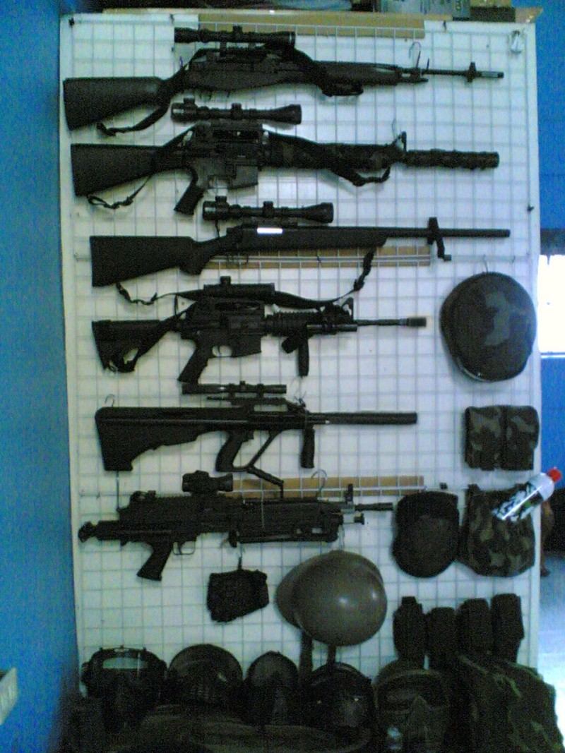 Airsoft Lovers Armory10