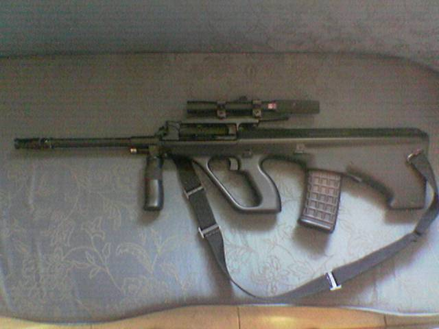 Airsoft Lovers Steyr_10