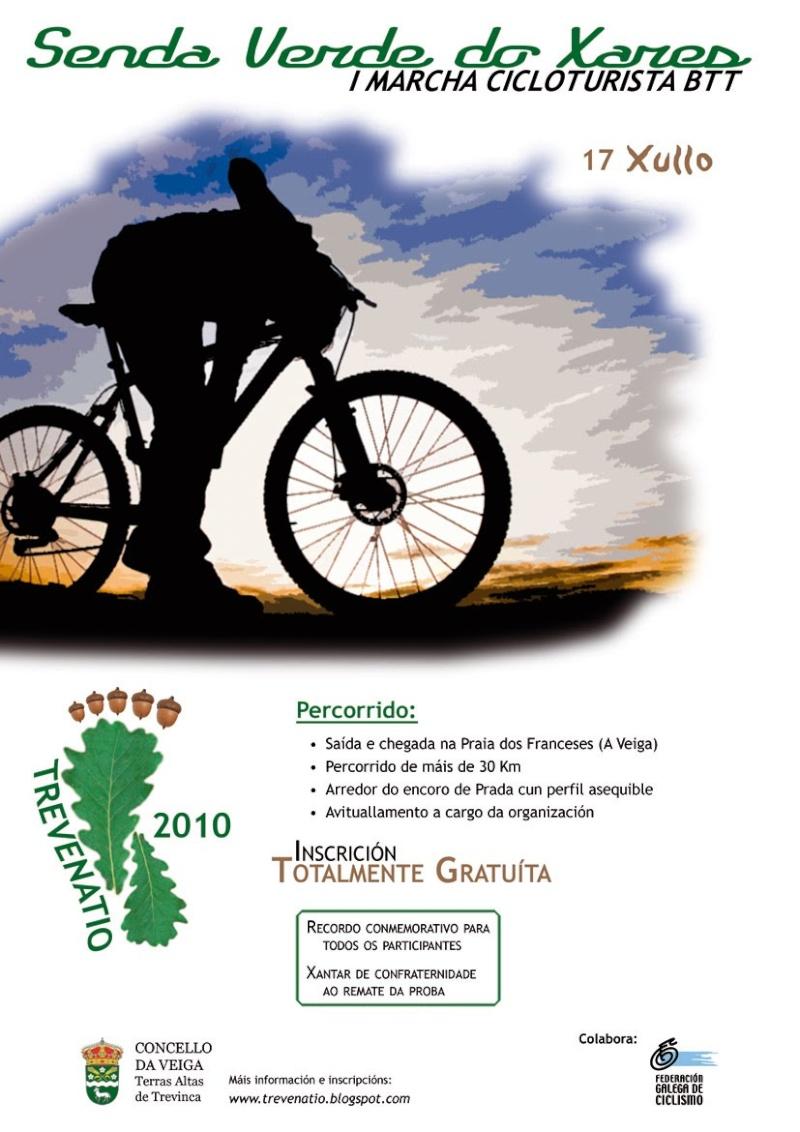 2ª Ruta BTT Petin (Ourense)  Cartel11