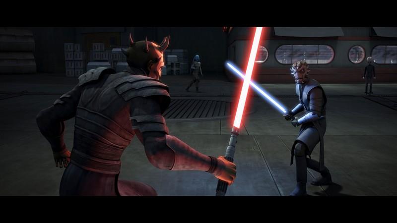 Screenshot de Clone en regardant Star Wars Clone Wars Acw_ia11