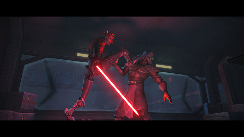 Screenshot de Clone en regardant Star Wars Clone Wars Acw_ia14