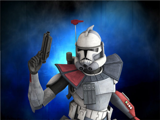 STAR WARS - THE CLONE WARS - NEWS - NOUVELLE SAISON - DVD - Page 17 Arctro10