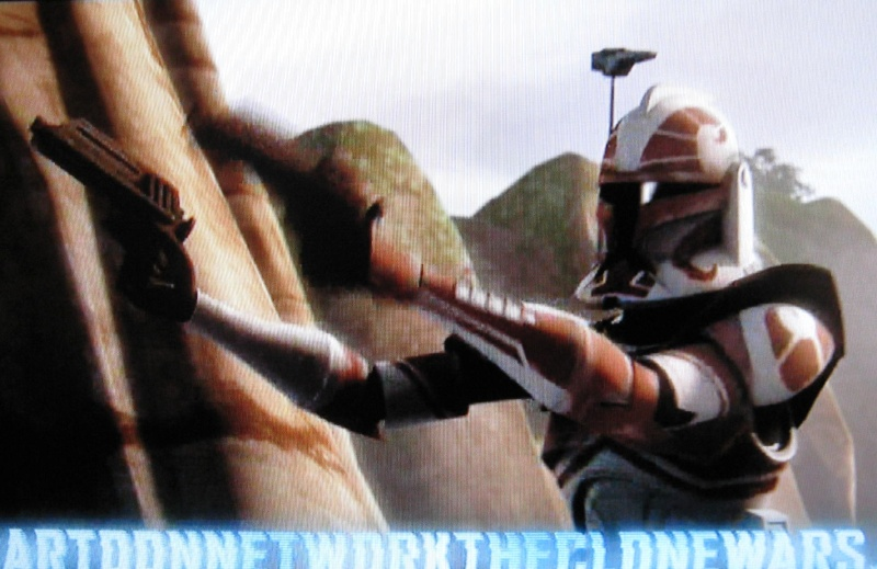 STAR WARS - THE CLONE WARS - NEWS - NOUVELLE SAISON - DVD - Page 18 Comman19