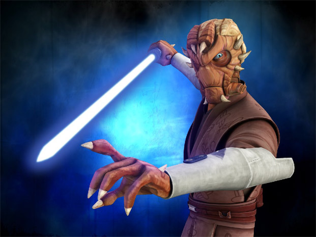 STAR WARS - THE CLONE WARS - NEWS - NOUVELLE SAISON - DVD - Page 17 Master10