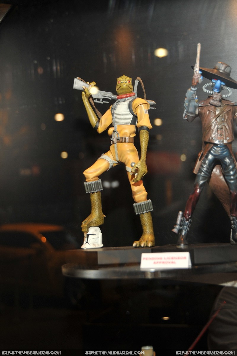 Gentle Giant - BOSSK - Animated Maquette Sdc_1011