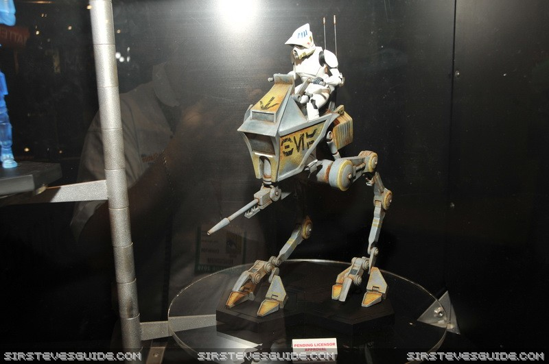 Gentle Giant - AT-RT w/Driver Maquette Sdc_1012