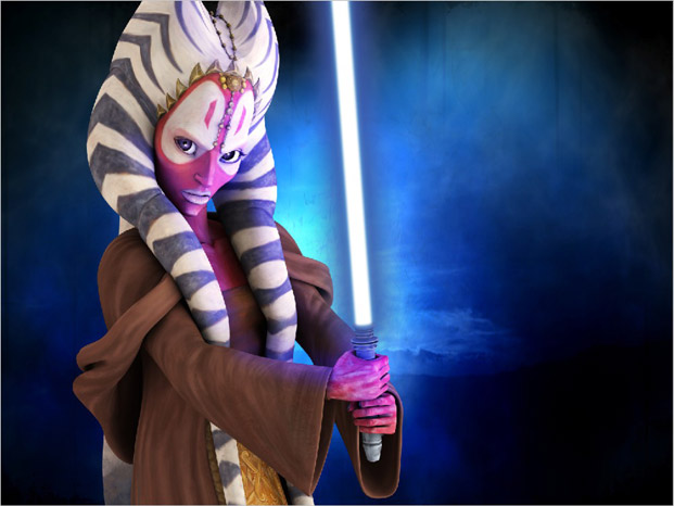 STAR WARS - THE CLONE WARS - NEWS - NOUVELLE SAISON - DVD - Page 17 Shaakt10
