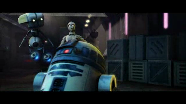 STAR WARS - THE CLONE WARS - NEWS - NOUVELLE SAISON - DVD - Page 17 Vlcsna15